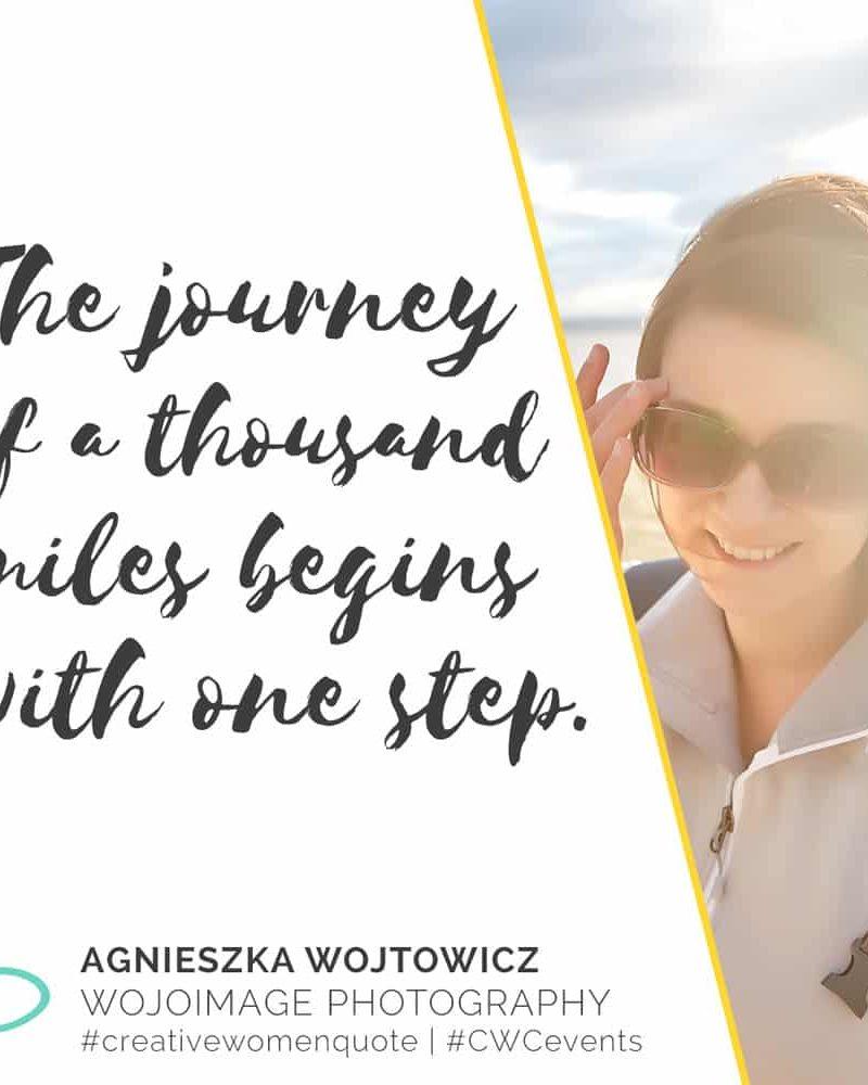 Creative Women Interview With Agnieszka Wojtowicz