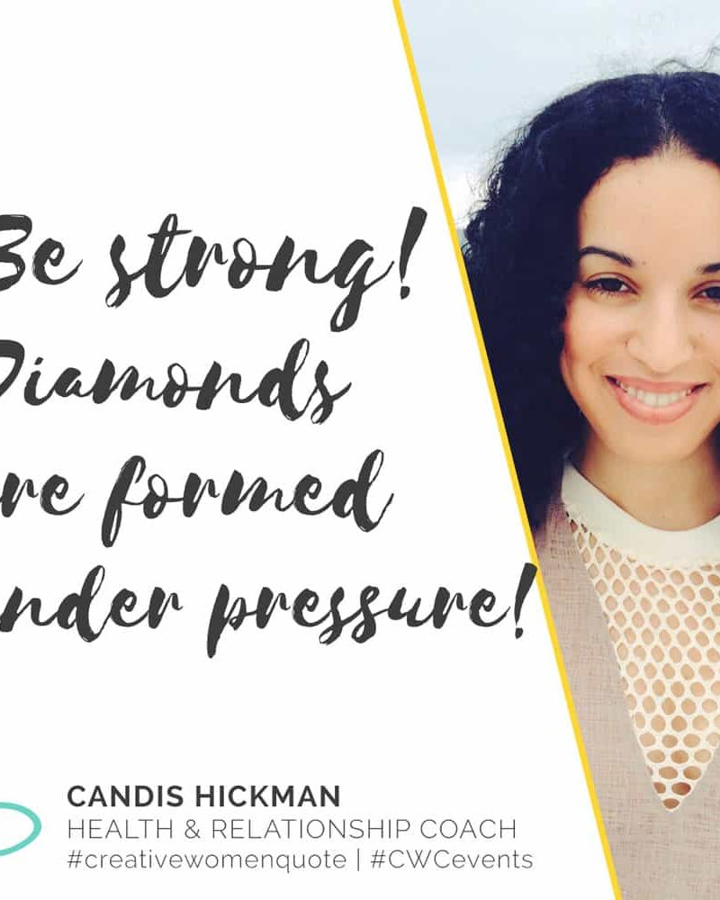 Creative Women Interview With Candis Hickman