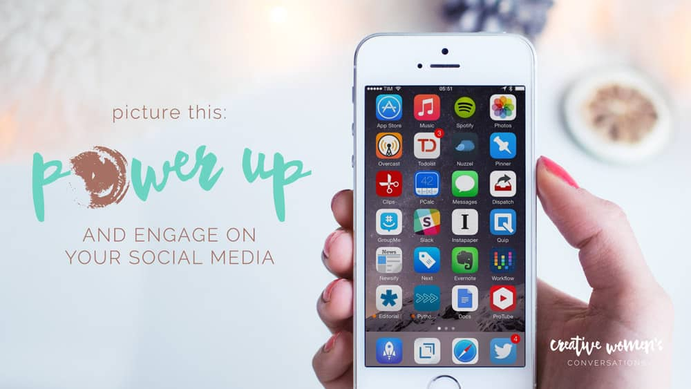 CWC Chicago: Picture This – Power Up & Engage on Your Social Media
