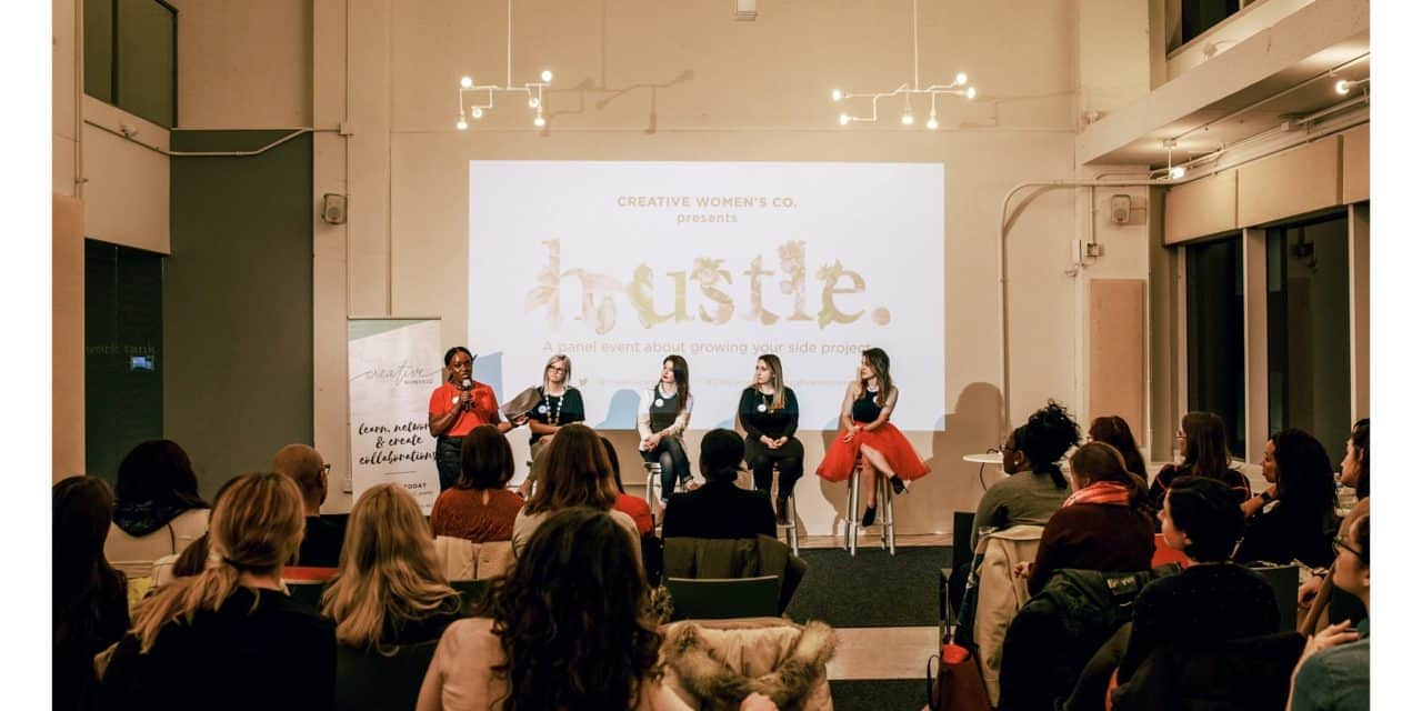 CWC Chicago: Hustle Panel Event