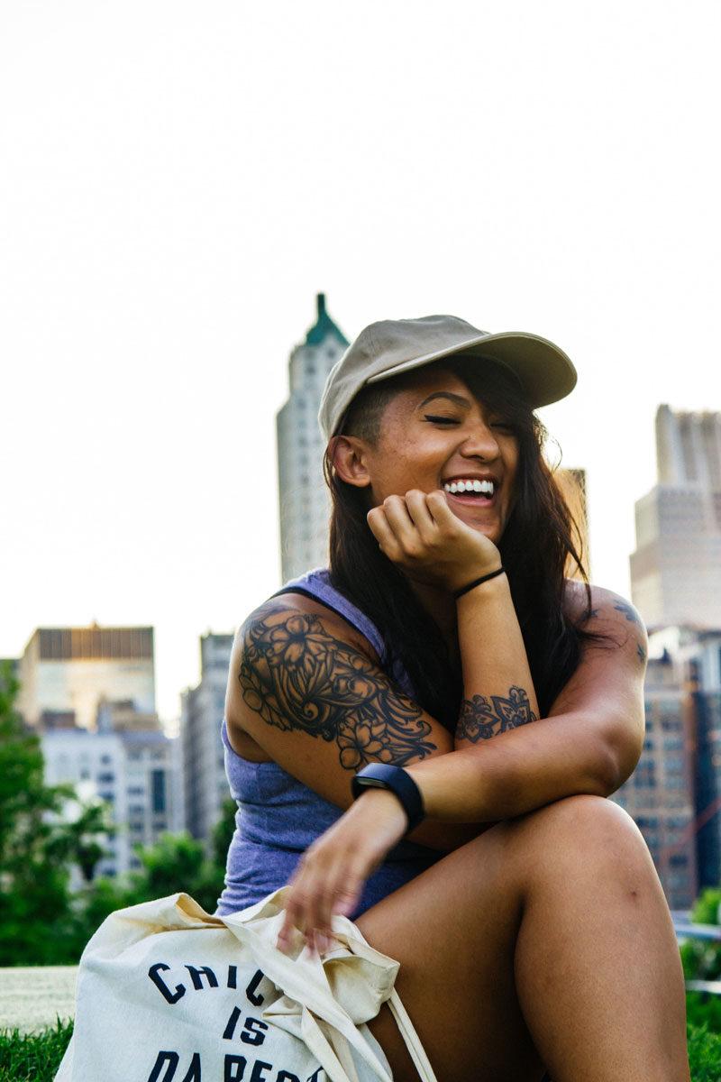 Creative Women Interview with Elisha-Rio Apilado