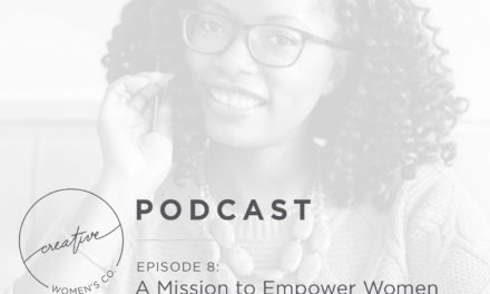 Episode #08: A Mission to Empower Women with L'Oreal Thompson Payton