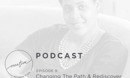 Episode #09: Changing The Path And Rediscover Yourself with Christine Arhu