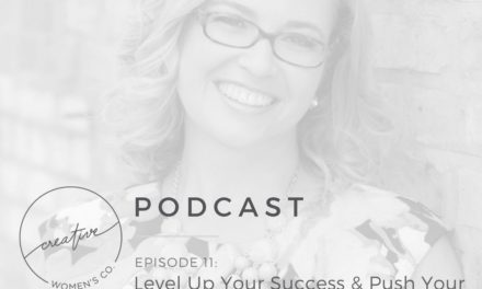 Episode #11: Level Up Your Success and Push Your Boundaries Step-by-Step with Heather Vickery