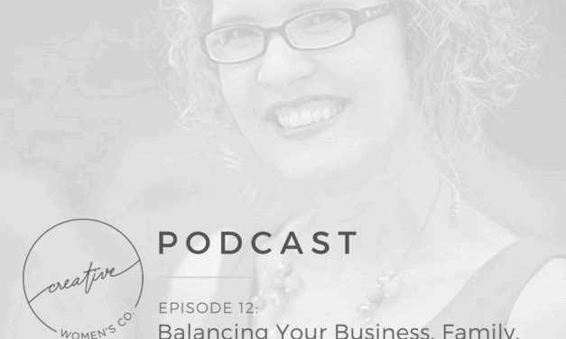 Episode #12: Balancing Your Business, Family, and Passions with Lidia Varesco Racoma