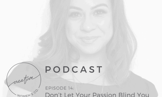 Episode #14: Don't Let Your Passion Blind You from the Details with Carina Lawson