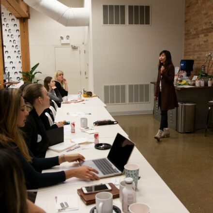 Chicago Creative Women's Brunch: Design & Brand Equity