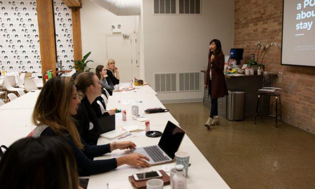 Chicago Creative Women's Brunch: Design & Brand Equity