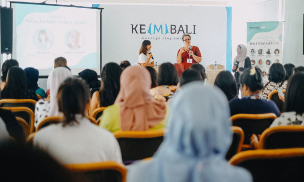 Creative Women's Co. Bali Summit 2018