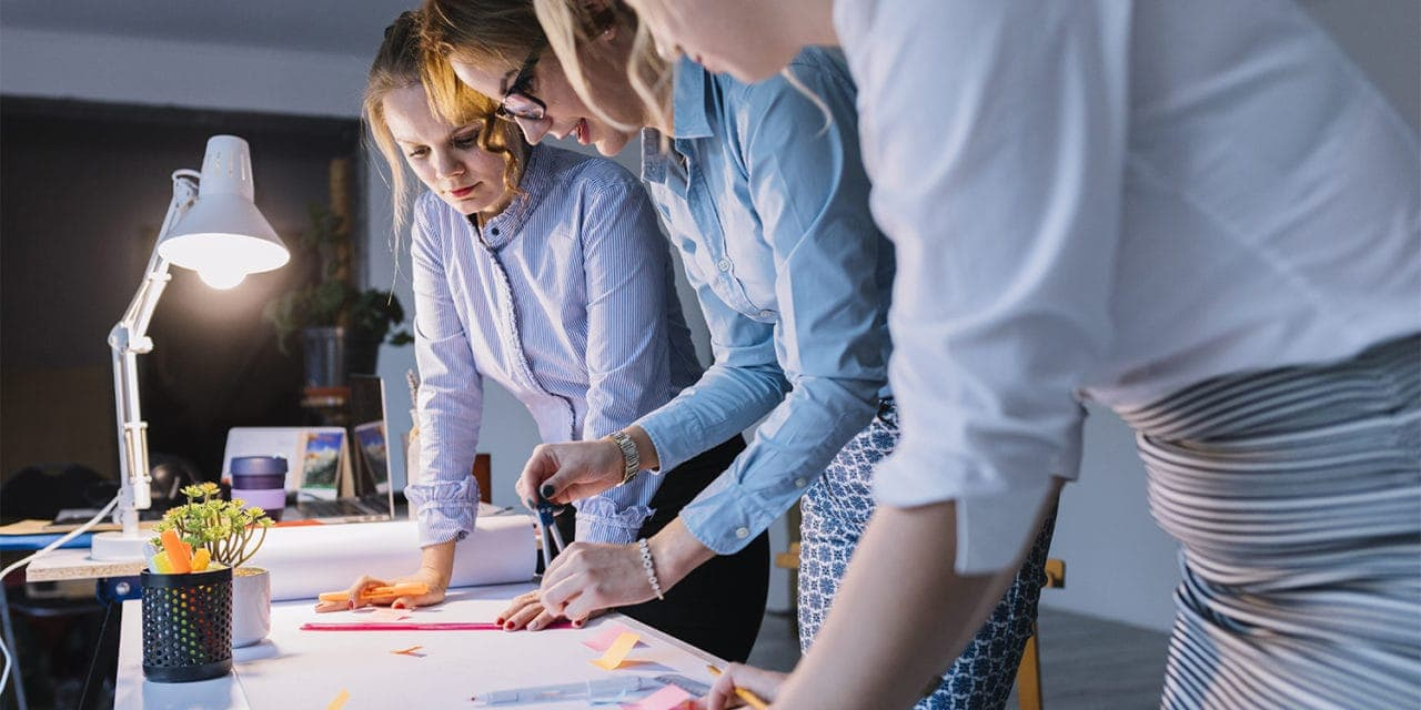 Use Creativity As A Team Building Tool