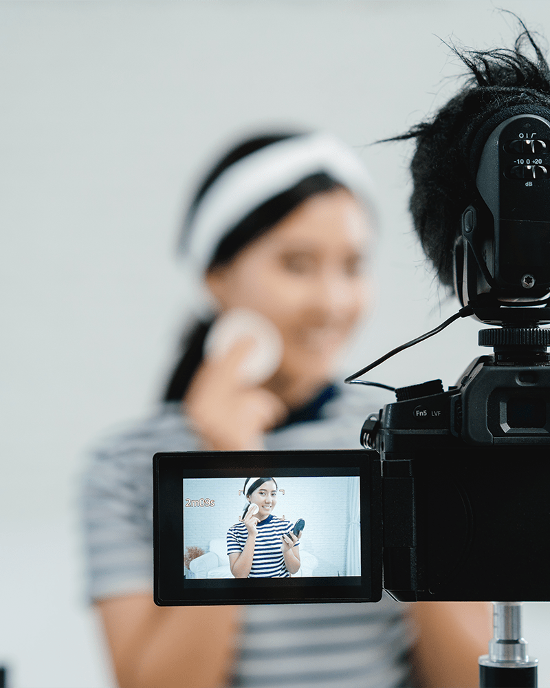 Why You Need To Get In Front Of The Camera To Create Content